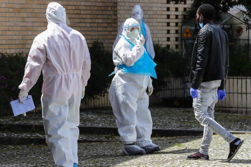 """Viminale: """"In due mesi sbarcati 724 migranti, tutti in isolamento preventivo"""""""