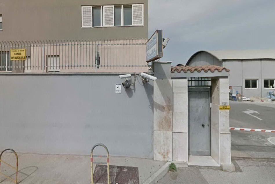 L'ufficio immigrazione di via Venturi (foto Google Maps)