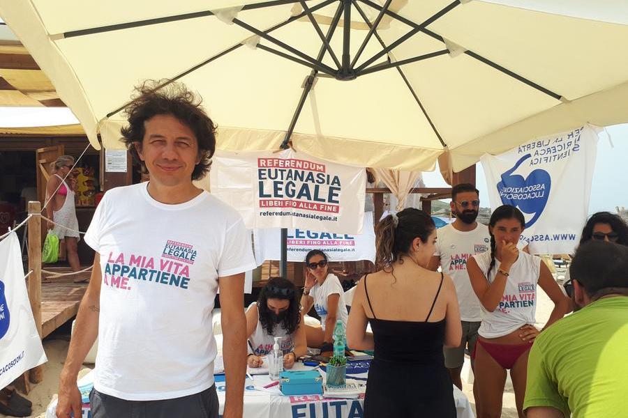 """Eutanasia legale, la petizione sbarca in Sardegna. Cappato: """"Una battaglia di civilità"""""""