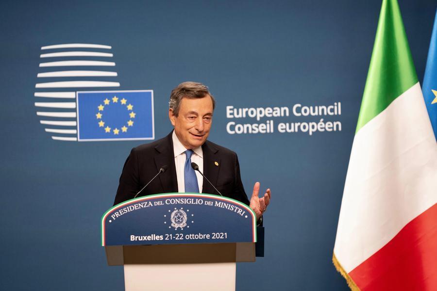 Mario Draghi: qualeruolo nel sistema politico italiano ed europeo?