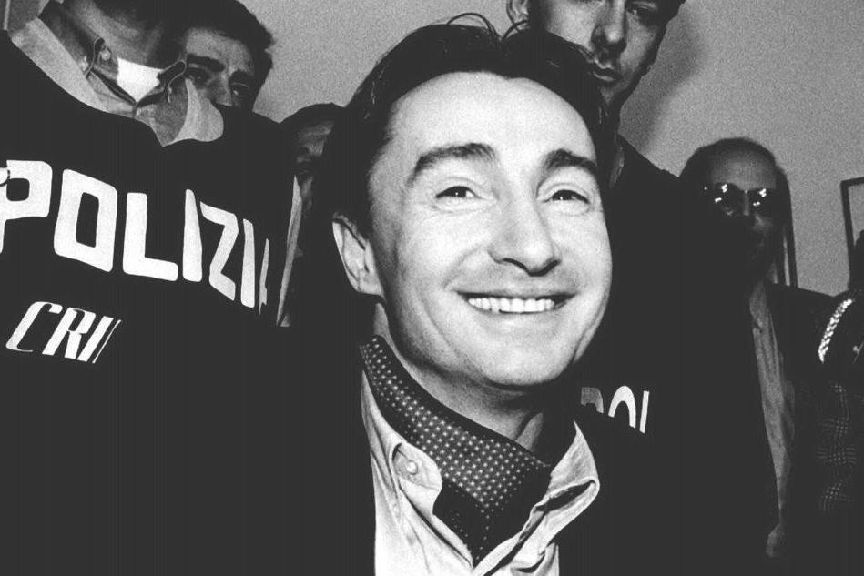 Rinviato a giudizio Felice Maniero, l'ex boss del Brenta