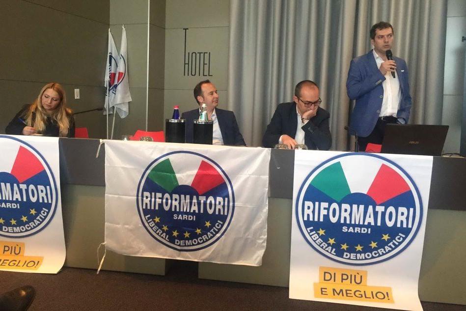 I Riformatori presentano il programma per il futuro di Cagliari