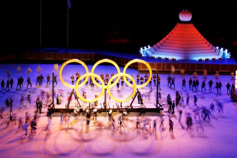 Al via i XXXII Giochi Olimpici a Tokyo, la cerimonia inaugurale