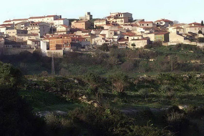 Una veduta di Florinas (archivio US)