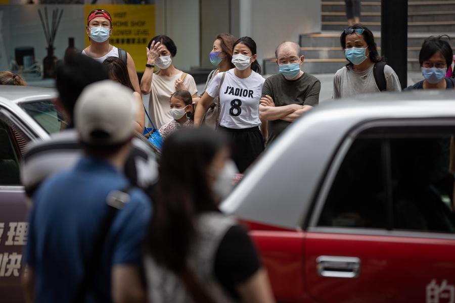 Hong Kong,si scioglie il Fronte per i diritti umani