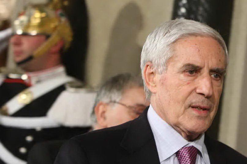 Addio a Franco Marini, l'ex presidente del Senato
