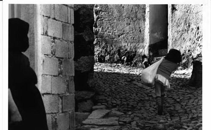 Sa Candelaria a Orgosolo di Lisetta Carmi (foto concessa)
