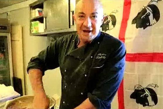 """Franco Lubelli, lo chef cagliaritano """"sotto zero"""""""