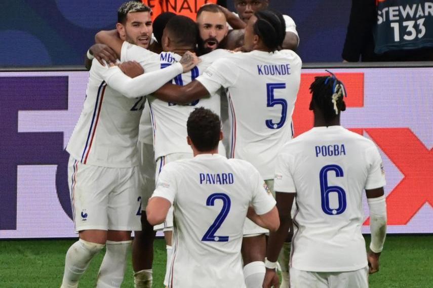 La Nations League alla Francia, battuta la Spagna. Barella trascina l'Italia, Azzurri terzi
