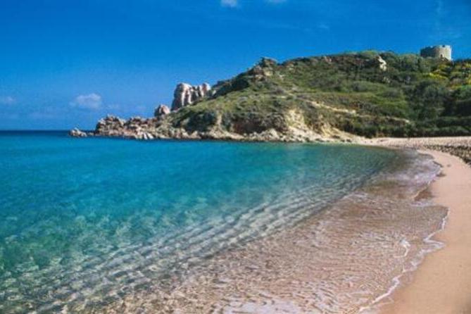 Rena Bianca, una spiaggia con tutti i comfort