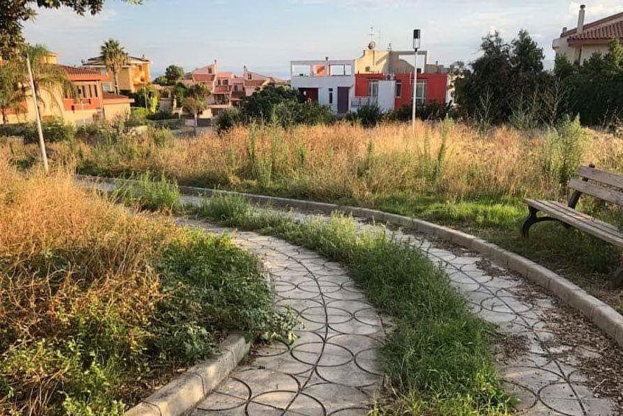 Quartu, lottizzazione in abbandono a Margine Rosso