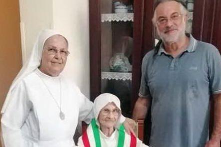 Genoni in lutto, addio a suor Stefanina Atzeni