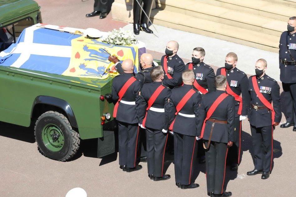 Funerali di Filippo, Kate indossa le perle di Diana