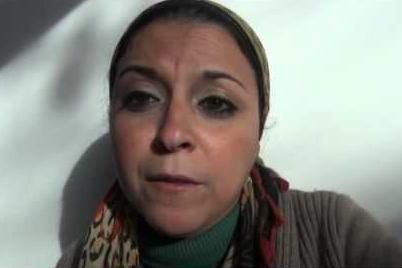 Israa Abdel-Fattah (foto Wikipedia)