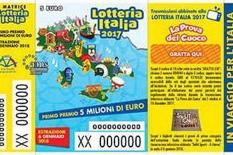 Lotteria Italia: boom di vendite a Oristano per l'edizione dello scorso anno