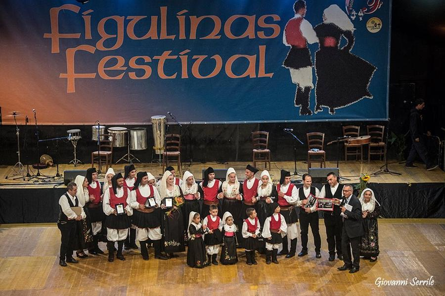 Florinas, sei gruppisardi peril Figulinas Festival