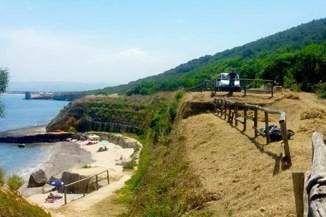 A Porto Torres una spiaggia dedicata agli amici a quattro zampe