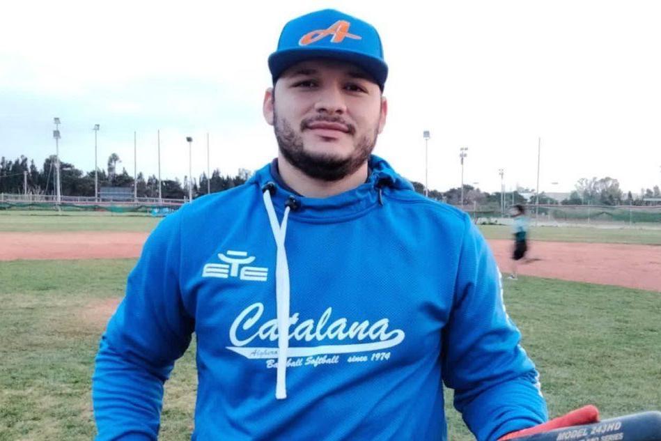 Baseball, l'esperto ricevitore Chacón sbarca alla Catalana Alghero