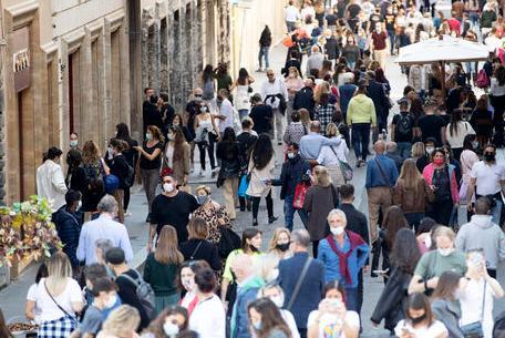 In Italia3.838 positivi e26 morti in 24 ore