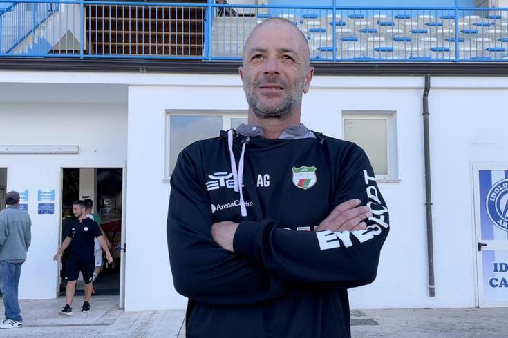 Lanusei, è addio con l'allenatore Alfonso Greco