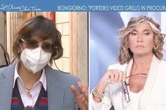 """Giulia Bongiorno risponde a Grillo: """"Porterò il video in Procura"""""""