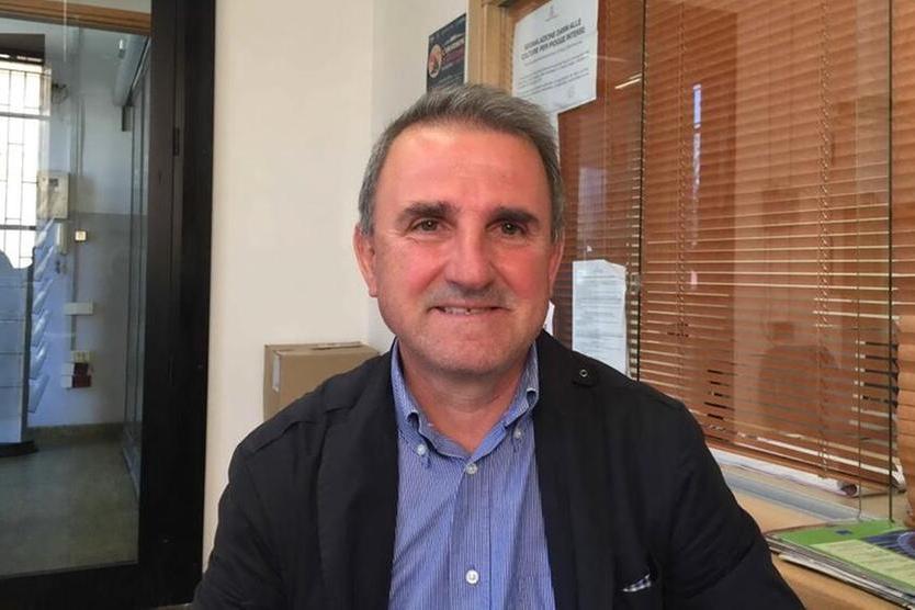 Pantaleo Talloru, sindaco di Serrenti (Archivio L'Unione Sarda)