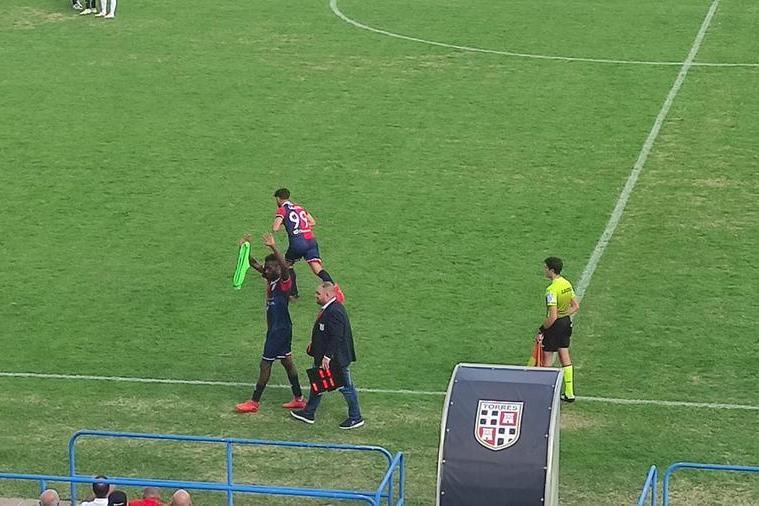 Torres spettacolo:4-1 sul Monterotondo