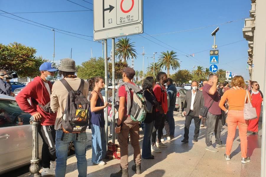 """Lavoratori dello spettacolo in piazza a Cagliari: """"Stanziamento aggiuntivo di 2 milioni per il settore"""""""