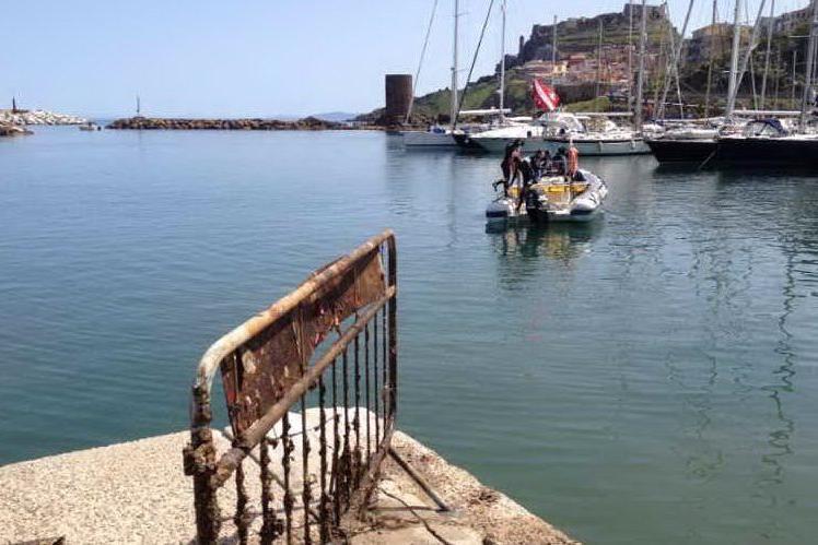 "Giornata dei ""Fondali Puliti"": via i rifiuti dal litorale di Castelsardo"