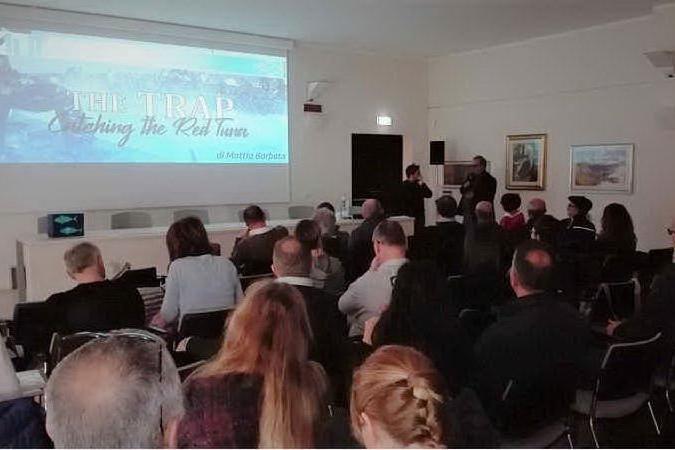 La presentazione dei progetti (foto L'Unione Sarda - Pala)