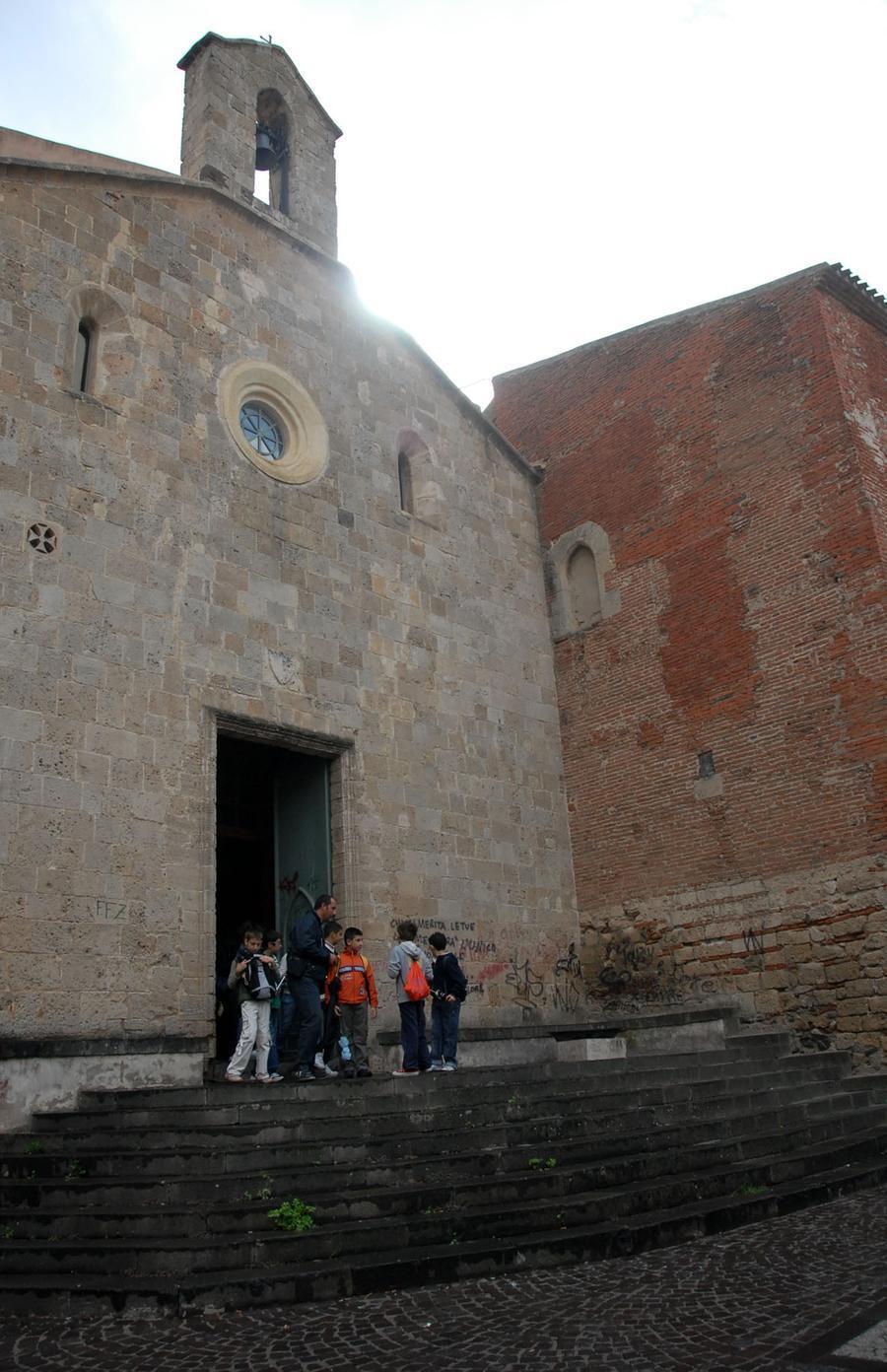 Oristano. monumenti aperti.santa chiara 17-10-09. Foto Alessandra Chergia