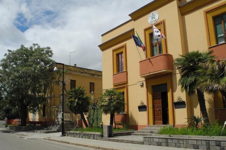 Serrenti (Archivio L'Unione Sarda)