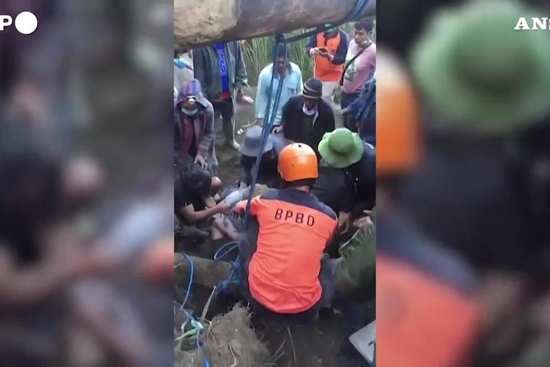 Terremoto, scossa di magnitudo 4.8 a Bali