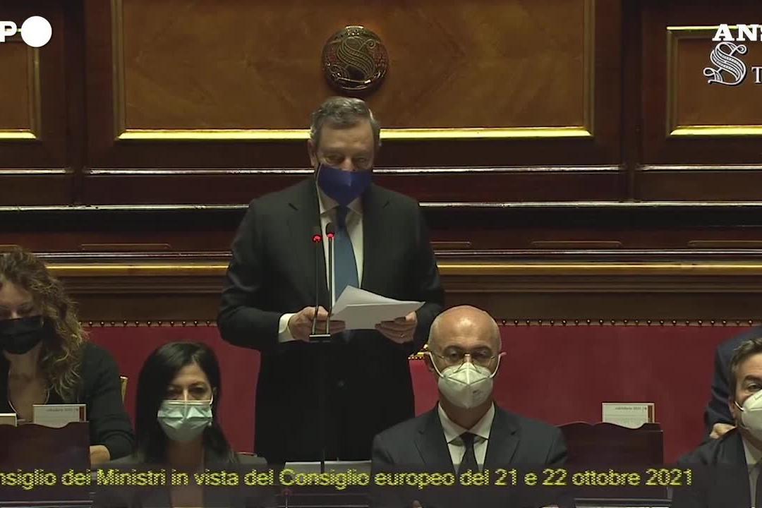 """Ocse: """"Bene l'Italia sulla crisi pandemica, ma tagli le tasse sul lavoro"""""""