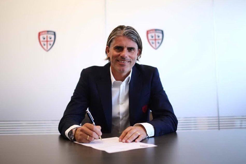 Cagliari, Lopez nuovo allenatoreFirmato un contratto biennale