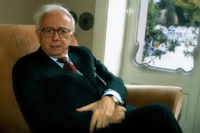 #AccaddeOggi: 9 agosto 1920, nasce Enzo Biagi