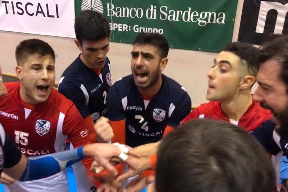 Al Cus Cagliari il derby con Sarroch e il posto d'onore della B maschile