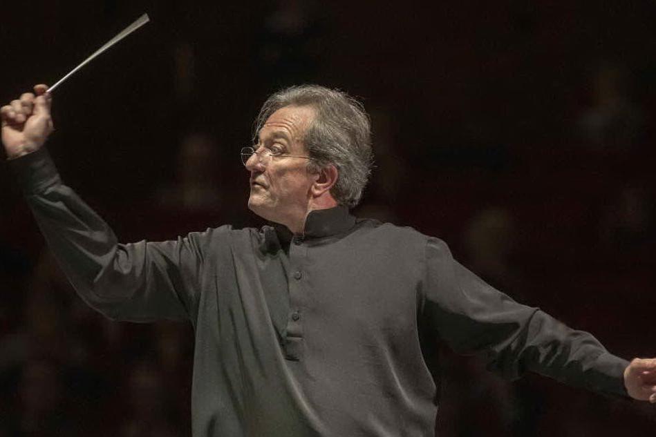 Il Maestro Gérard Korsten (foto Priamo Tolu, per concessione Teatro Lirico)