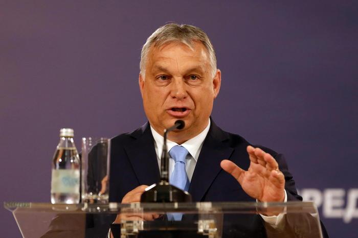 Viktor Orban (Ansa)