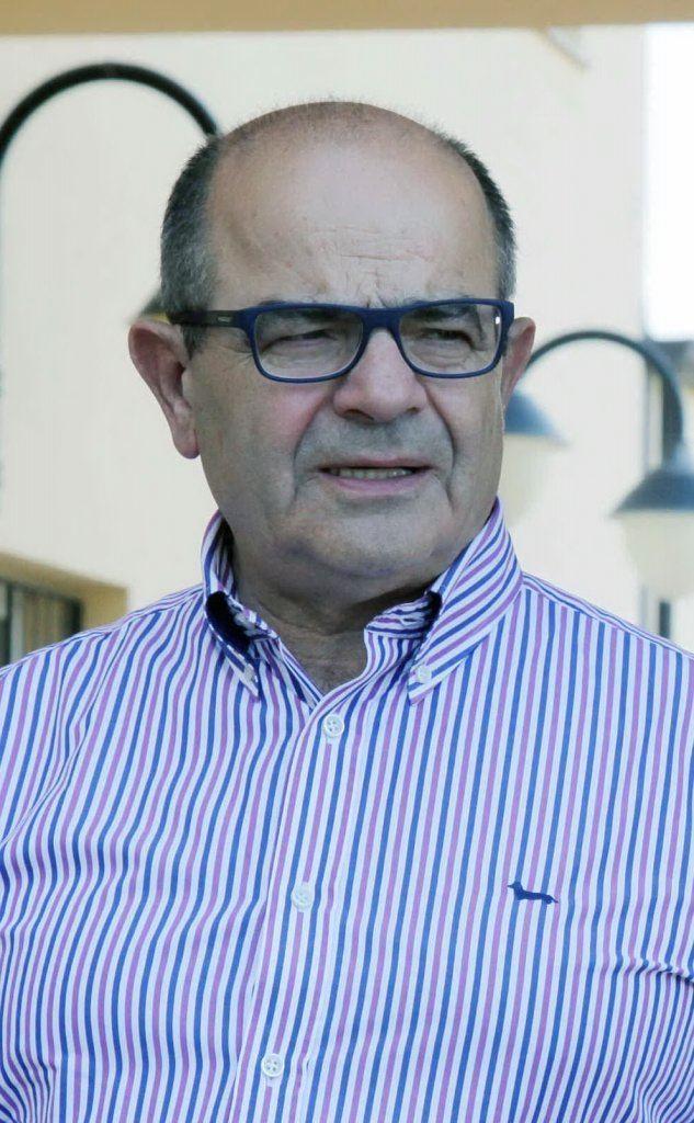 Ennio Arba, 68 anni, sindaco uscente (foto Ettore Loi)