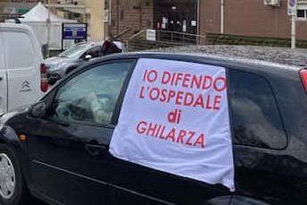Nuova manifestazione per l'ospedale di Ghilarza