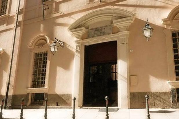 Il palazzo del Rettorato (foto Università di Cagliari)