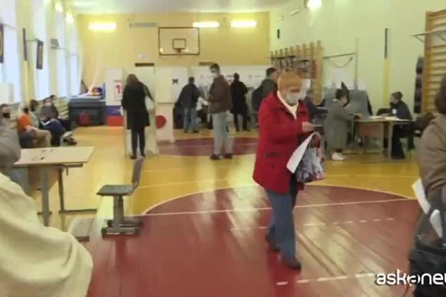 A Mosca si torna a votare, seggi aperti fino al 19 settembre