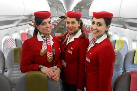 Volotea cerca hostess e steward in Sardegna