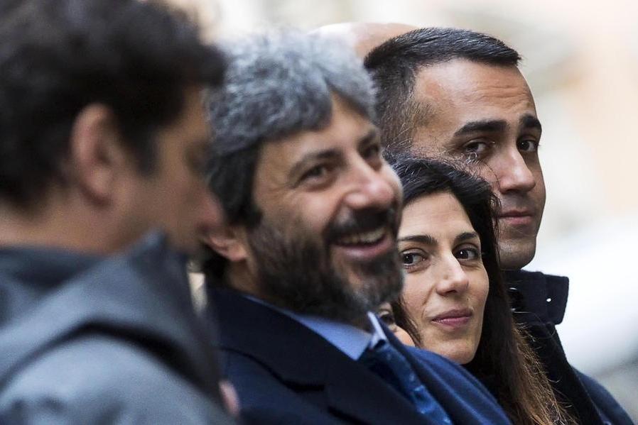 M5s, eletti i nuovi garanti: sono Virginia Raggi, Roberto Fico e Luigi Di Maio