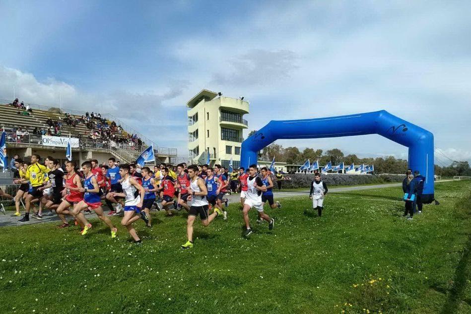 Corsa campestre, a Villacidro le finali regionali dei campionati studenteschi
