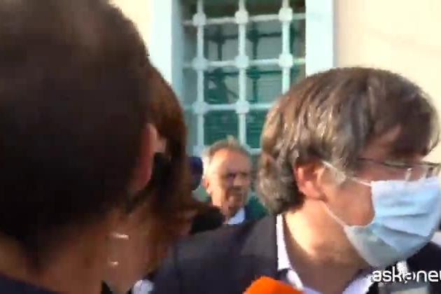 Il leader catalano Puigdemont è libero di lasciare l'Italia