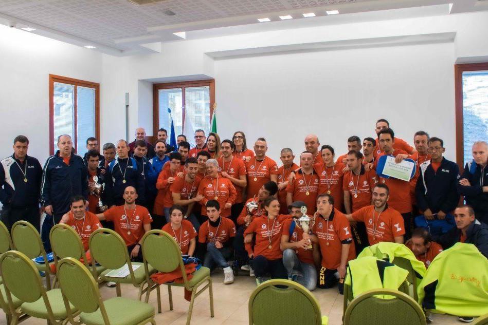 Football integrato: San Giovanni Suergiu vince il titolo europeo Csen