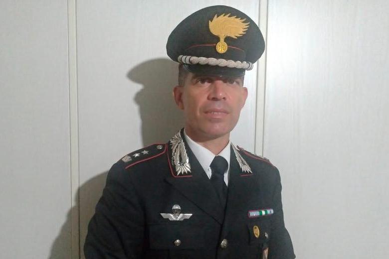 Quartu, dopo quattro anni Valerio Cadeddu lascia il comando dei carabinieri