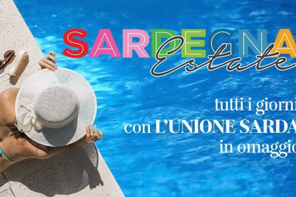 """""""Sardegna estate"""", l'inserto quotidiano in omaggio con L'Unione Sarda"""